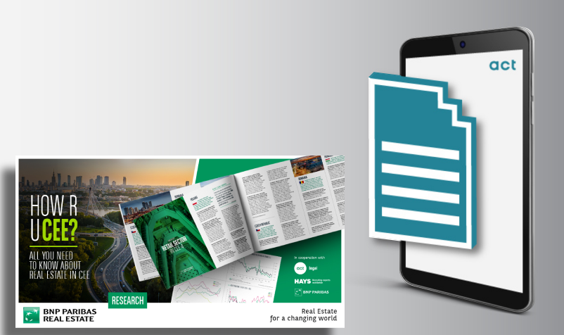 Image showing the cover of the BNP Paribas Guide