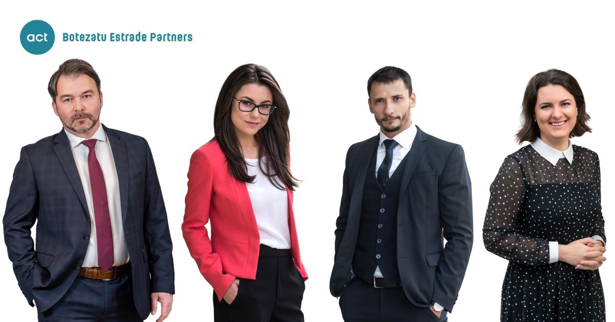 team of act legal Romania